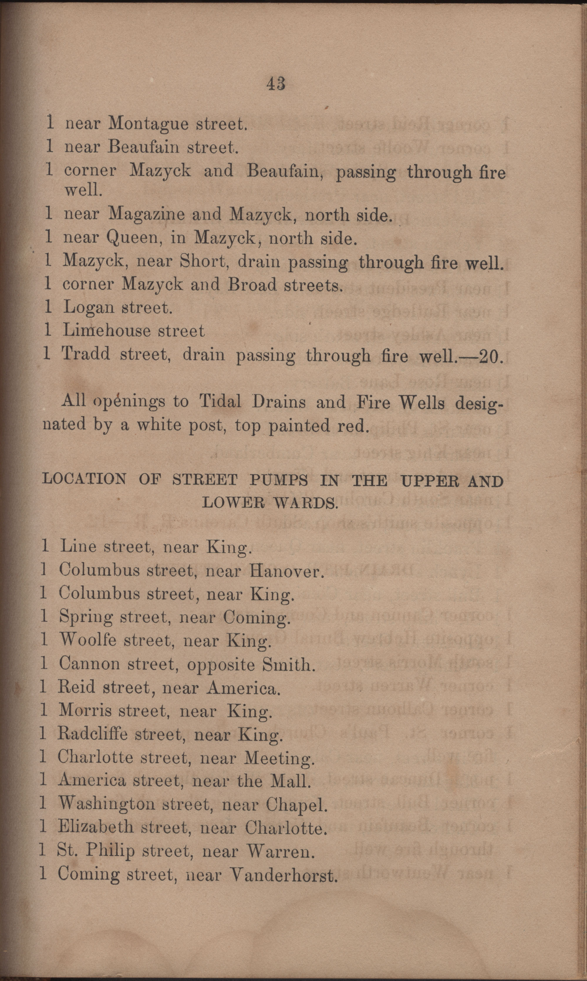 Annual Report of the Chief of the Fire Department of the City of Charleston, page 390