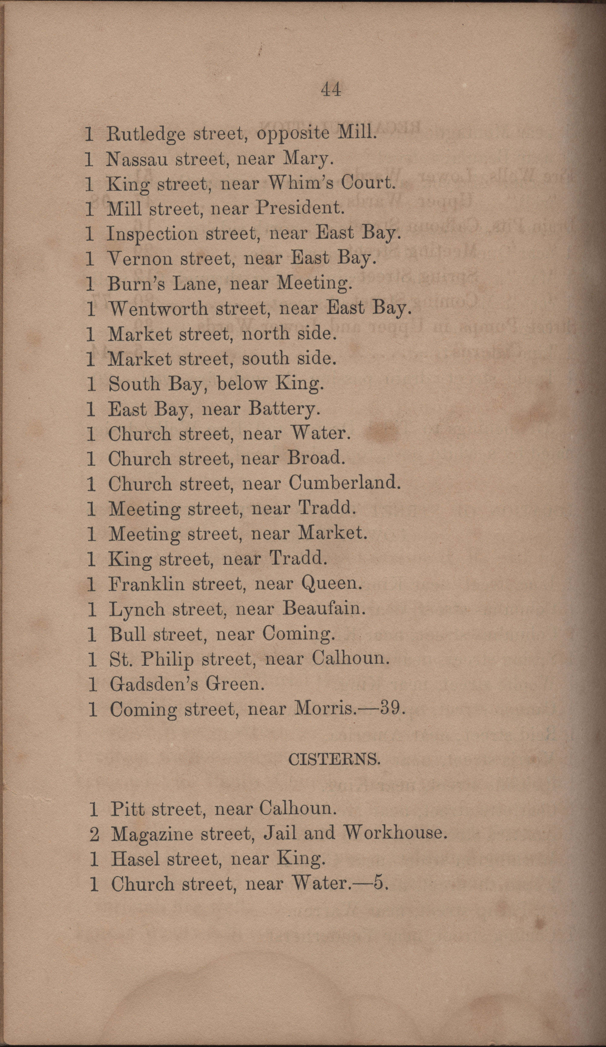 Annual Report of the Chief of the Fire Department of the City of Charleston, page 391