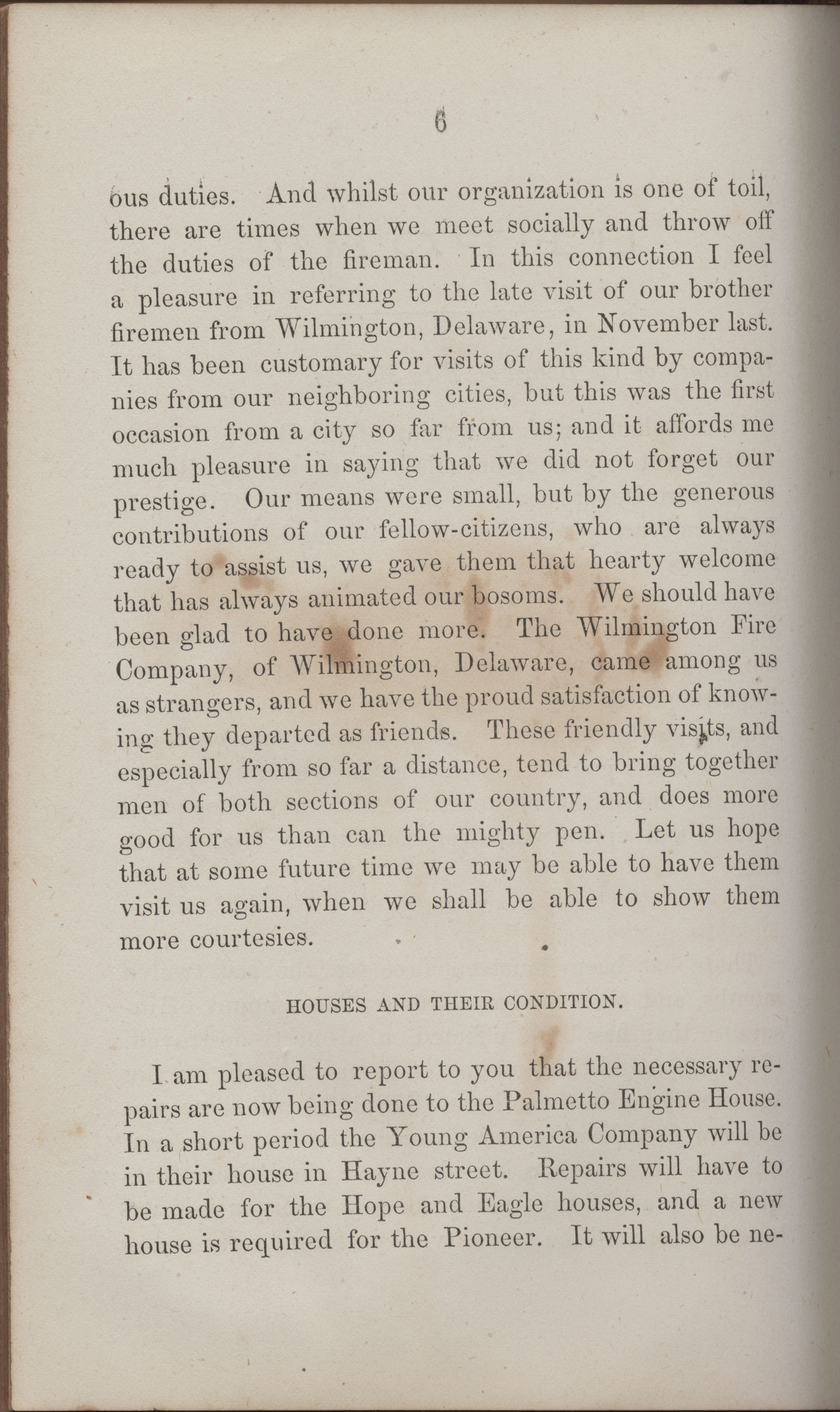 Annual Report of the Chief of the Fire Department of the City of Charleston, page 401