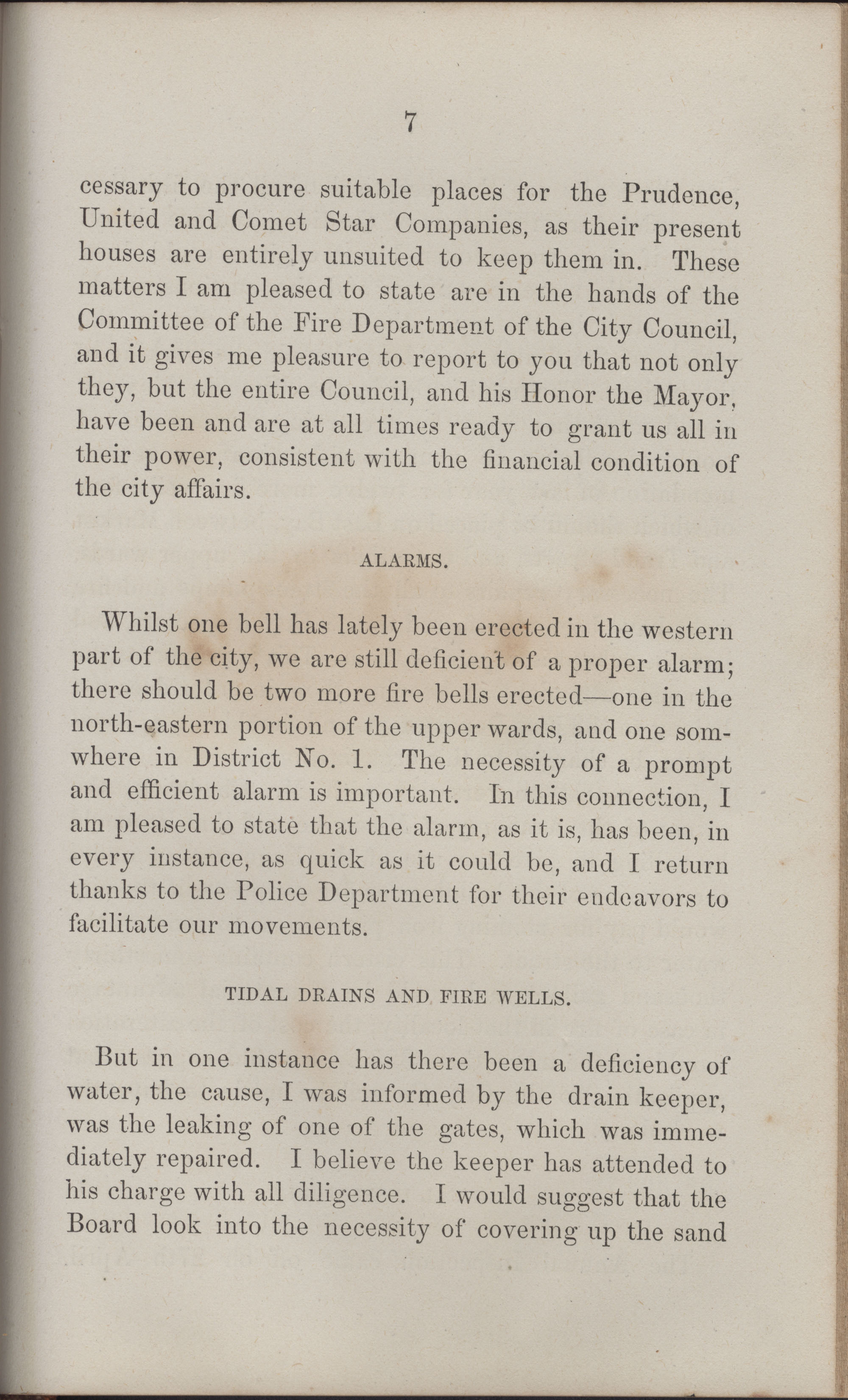 Annual Report of the Chief of the Fire Department of the City of Charleston, page 402