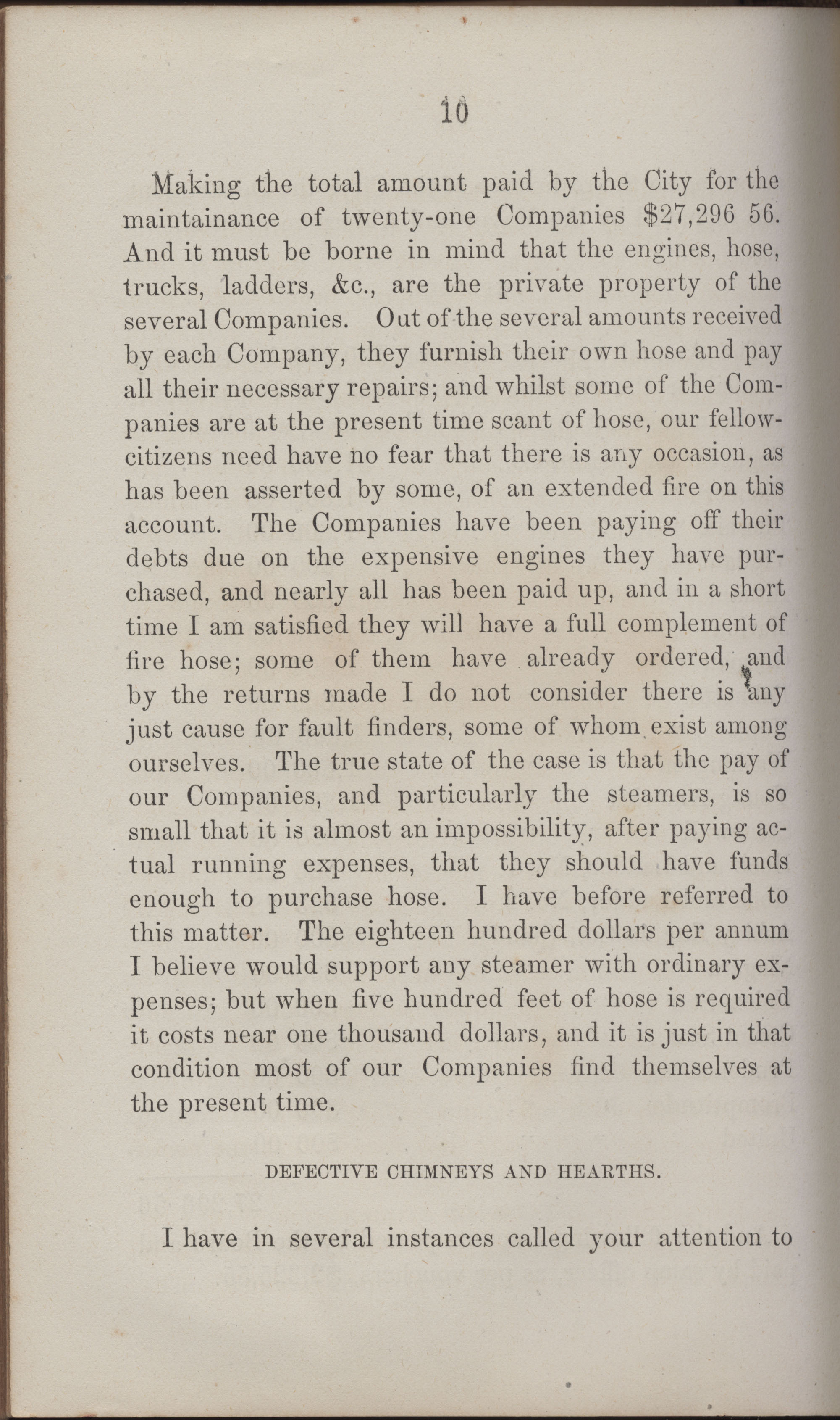 Annual Report of the Chief of the Fire Department of the City of Charleston, page 405