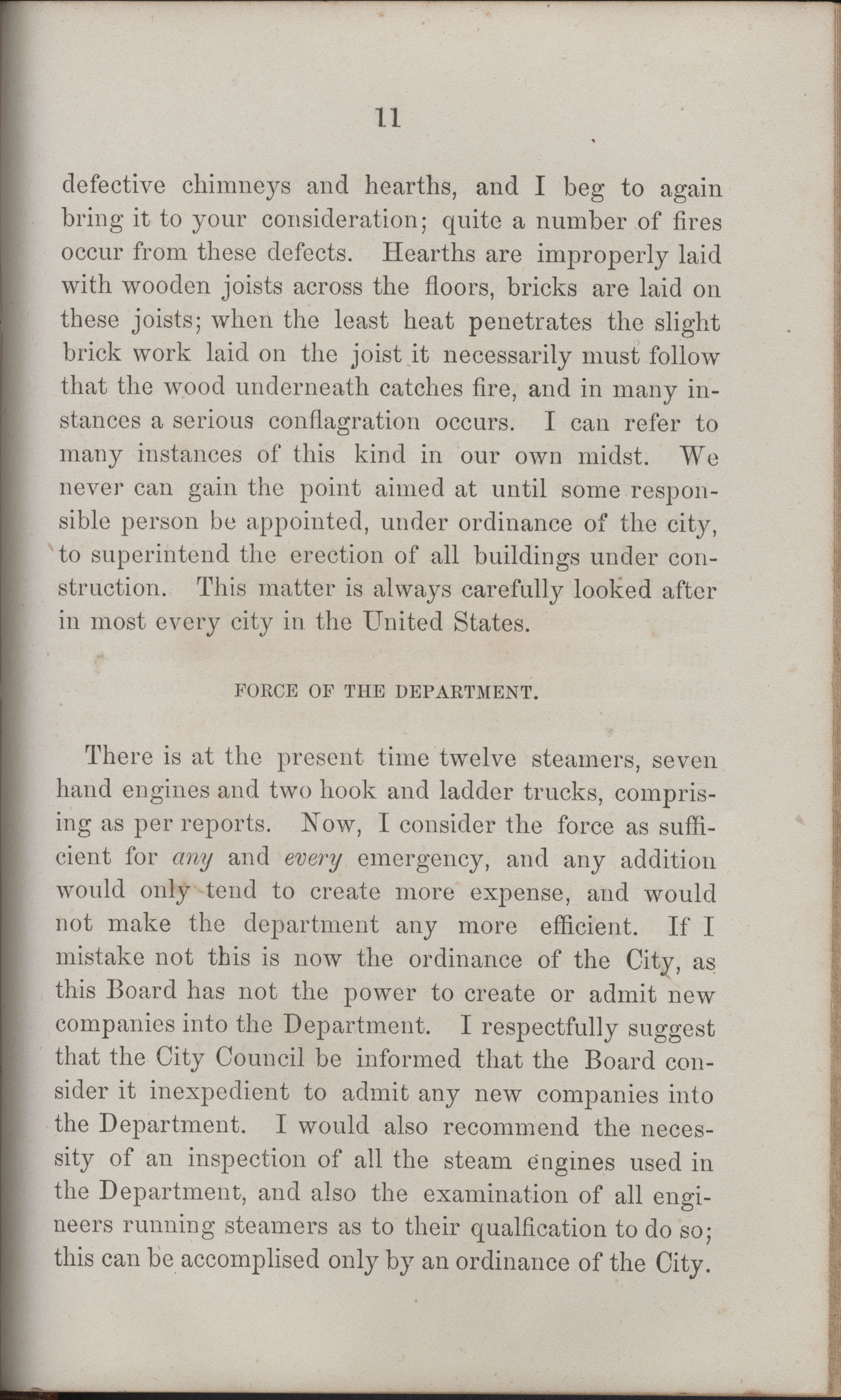 Annual Report of the Chief of the Fire Department of the City of Charleston, page 406