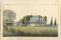 Brabants, seat of Bishop Smith