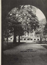 College of Charleston Magazine, 1937-1938