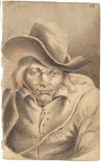 Untitled portrait sketch