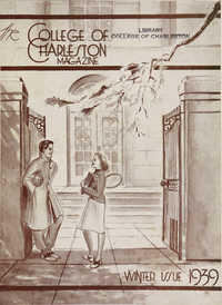 College of Charleston Magazine, 1939-1940