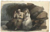 Miranda and Prospero