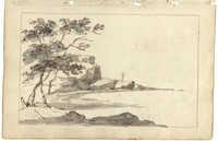 Untitled landscape sketch