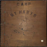Camp St. Mary Scrapbook 2, 1952