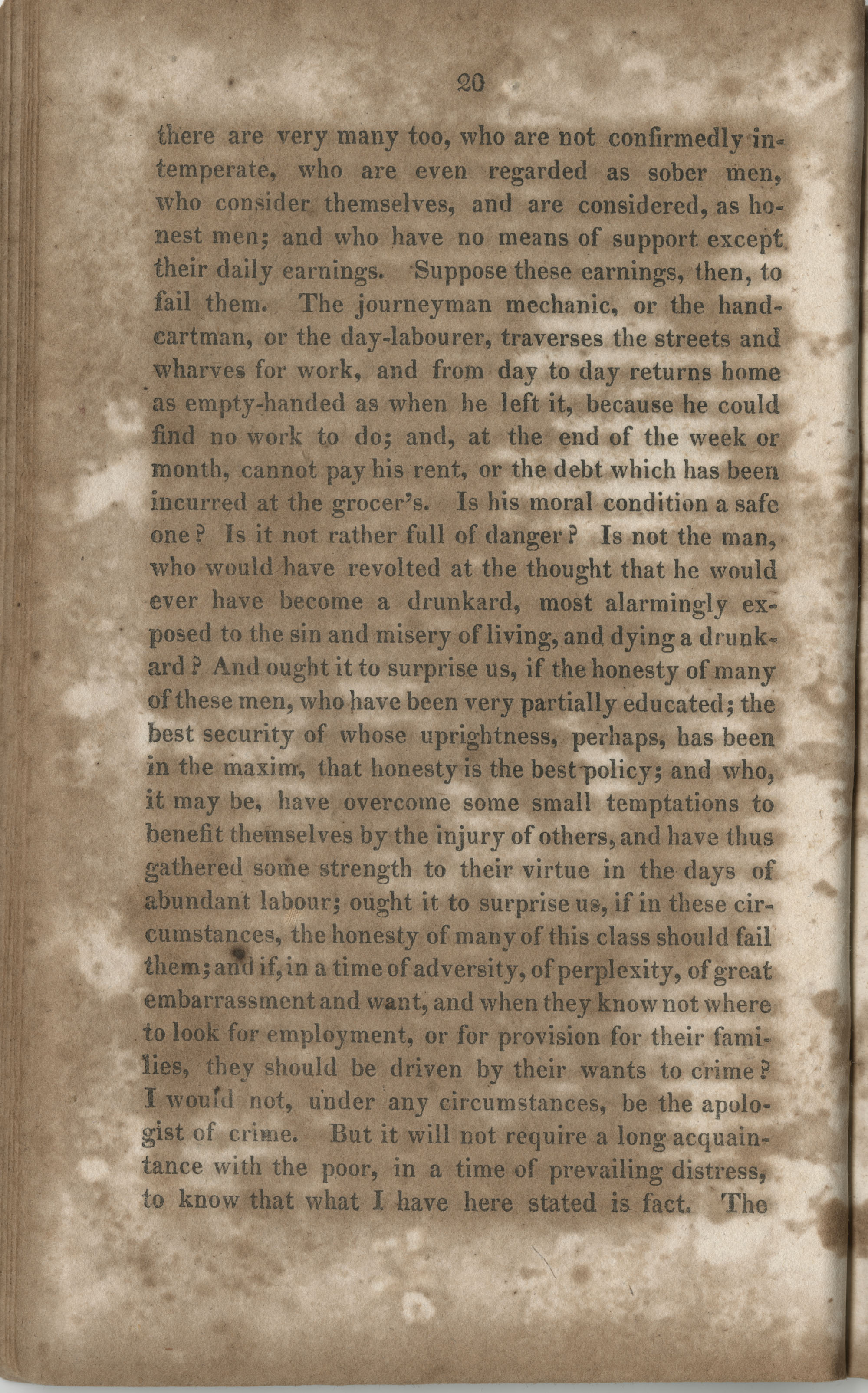 Essay on the wages paid to females for their labour, page 20