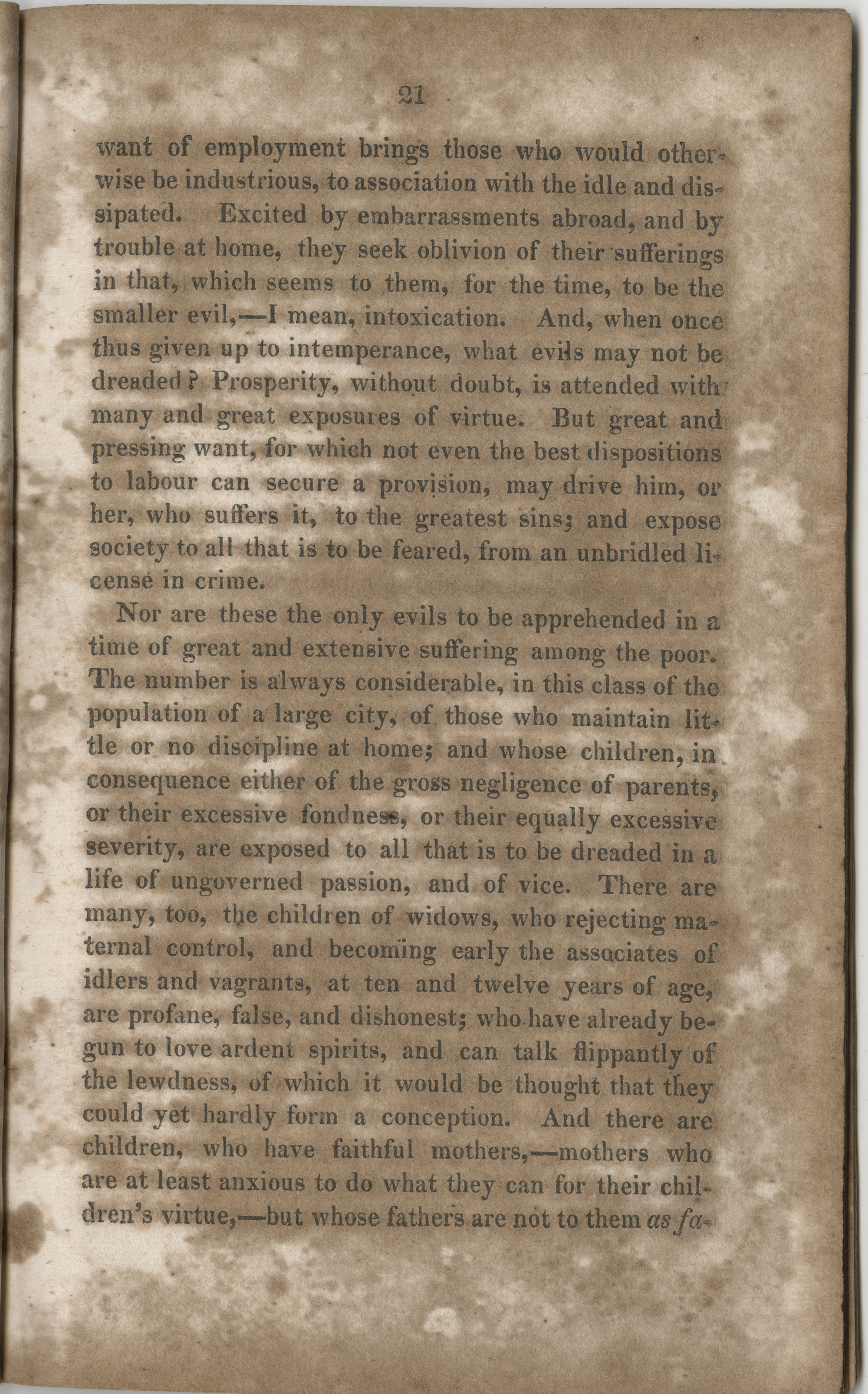 Essay on the wages paid to females for their labour, page 21