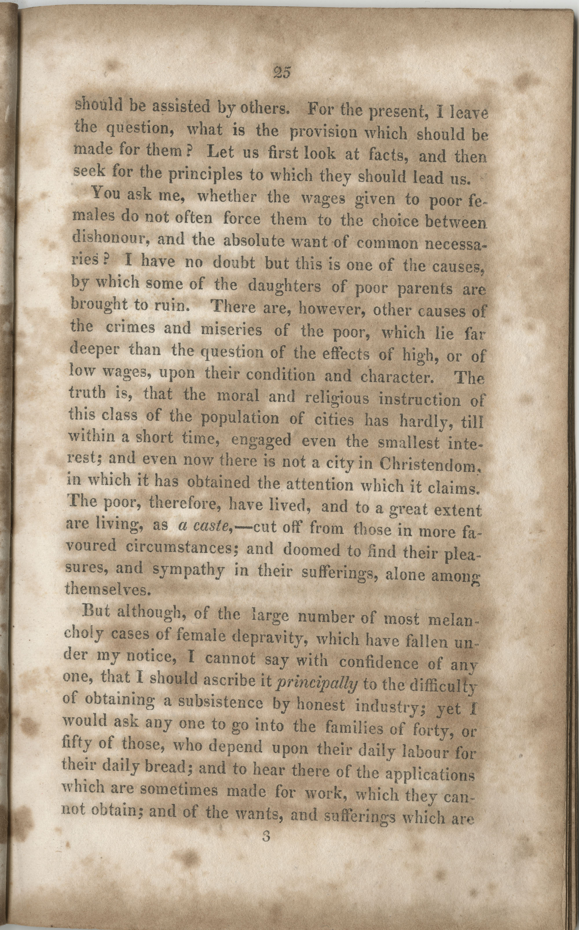 Essay on the wages paid to females for their labour, page 25