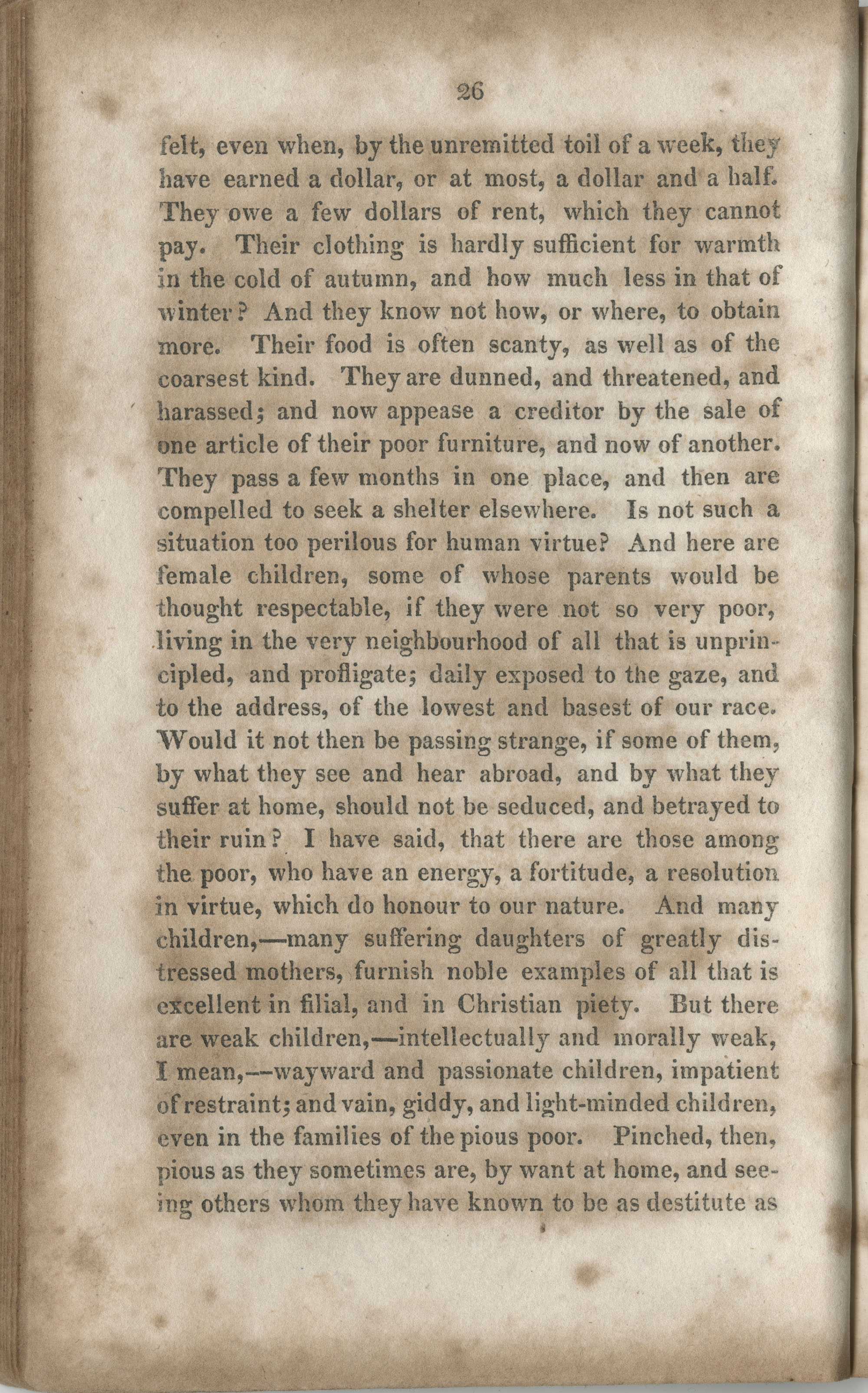 Essay on the wages paid to females for their labour, page 26