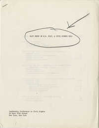Fact Sheet on H. R. 6127, A Civil Rights Bill, June 1957