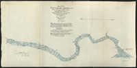 U.S. Engineer Maps of the Waccamaw River, 1903