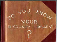 Do You Know Your Bi-County Library?