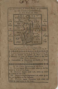 The South-Carolina and Georgia Almanack, For the Year of Our Lord 1785