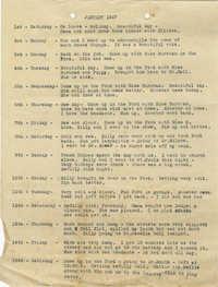 McLeod Diary