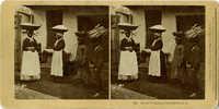 Street vendors, Charleston, S.C.