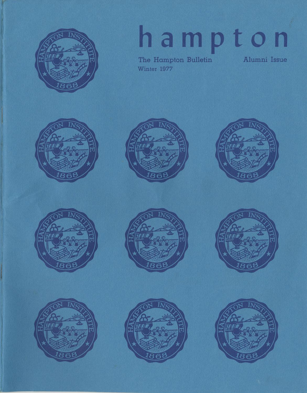The Hampton Bulletin, Winter 1977