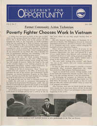 Blueprint for Opportunity, Vol. 2, No. 3