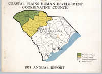 Coastal Plains Human Development Coordinating Council, 1974 Annual Report