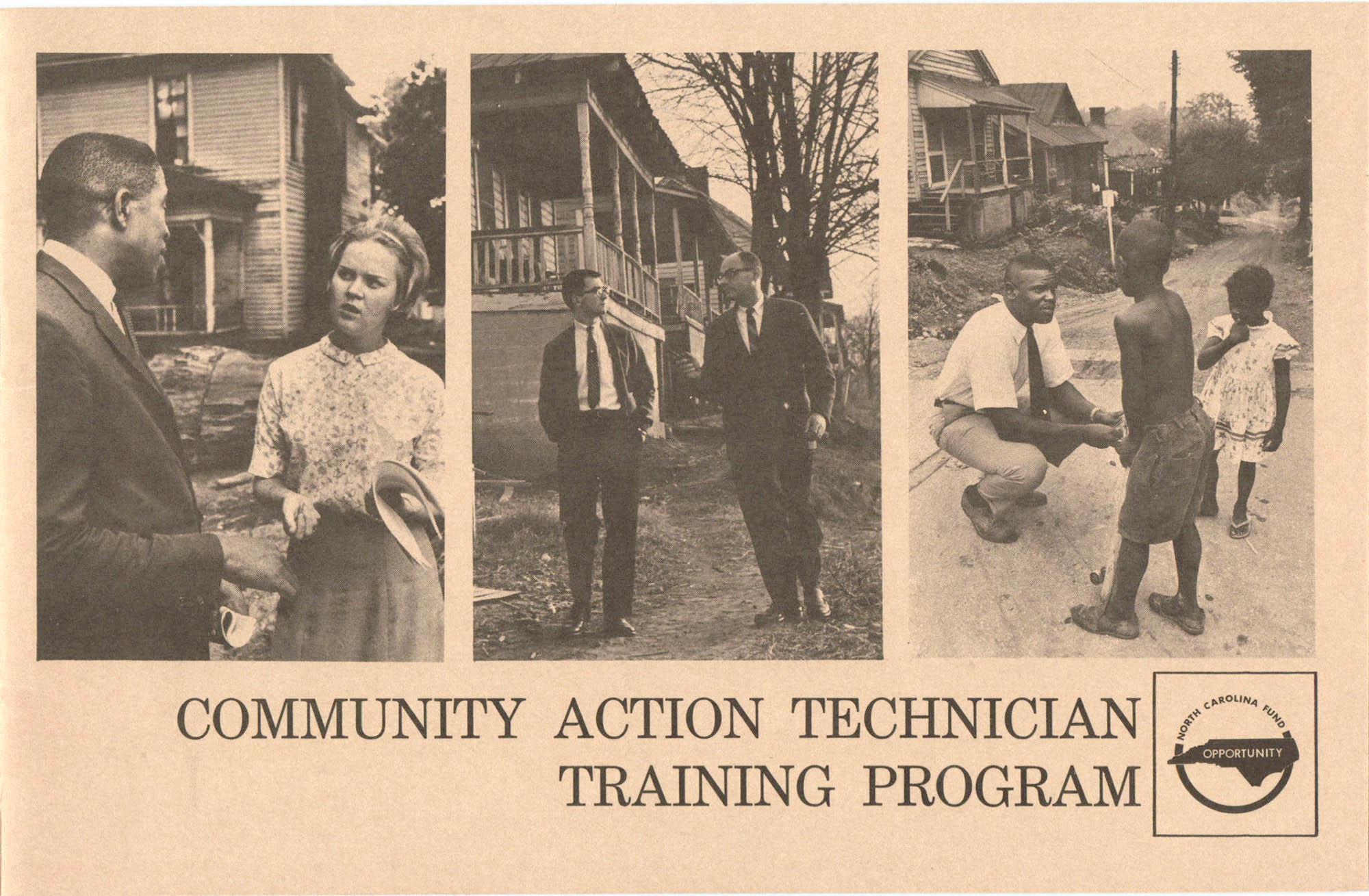 Community Action Technician Training Program