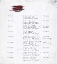 Directory of South Carolina Individuals