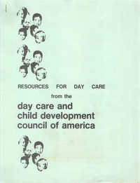 Resources for Day Care