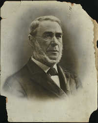 Photograph of Pastor Louis Muller