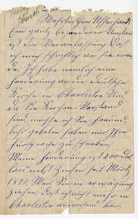 Letter from V. von Lintig to Mr. Ufferhardt