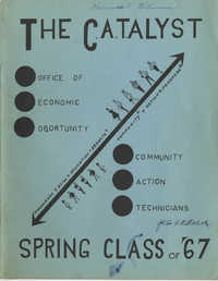 The C.A.T.ALYST, Spring Class of 1967