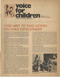 Voice For Children, Volume 5, Number 3