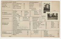 Index Card Survey of 79 Anson Street