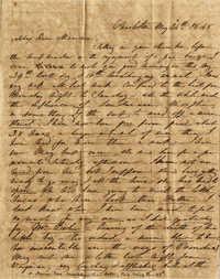 032. Anna Wilkinson to Eleanora Wilkinson -- May 23, 1828