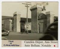 Survey photo of Camden Depot
