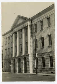 Survey photo of the Court House