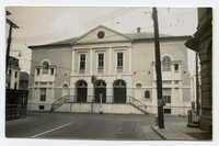 Survey photo of the Exchange and Custom House