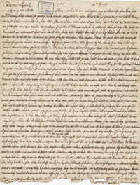 362. Madame Antonia to Bp Patrick Lynch -- February 21, 1865