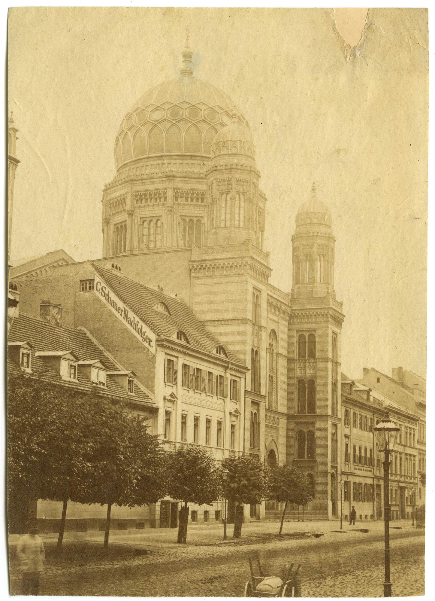 [Neue Synagoge, Berlin]