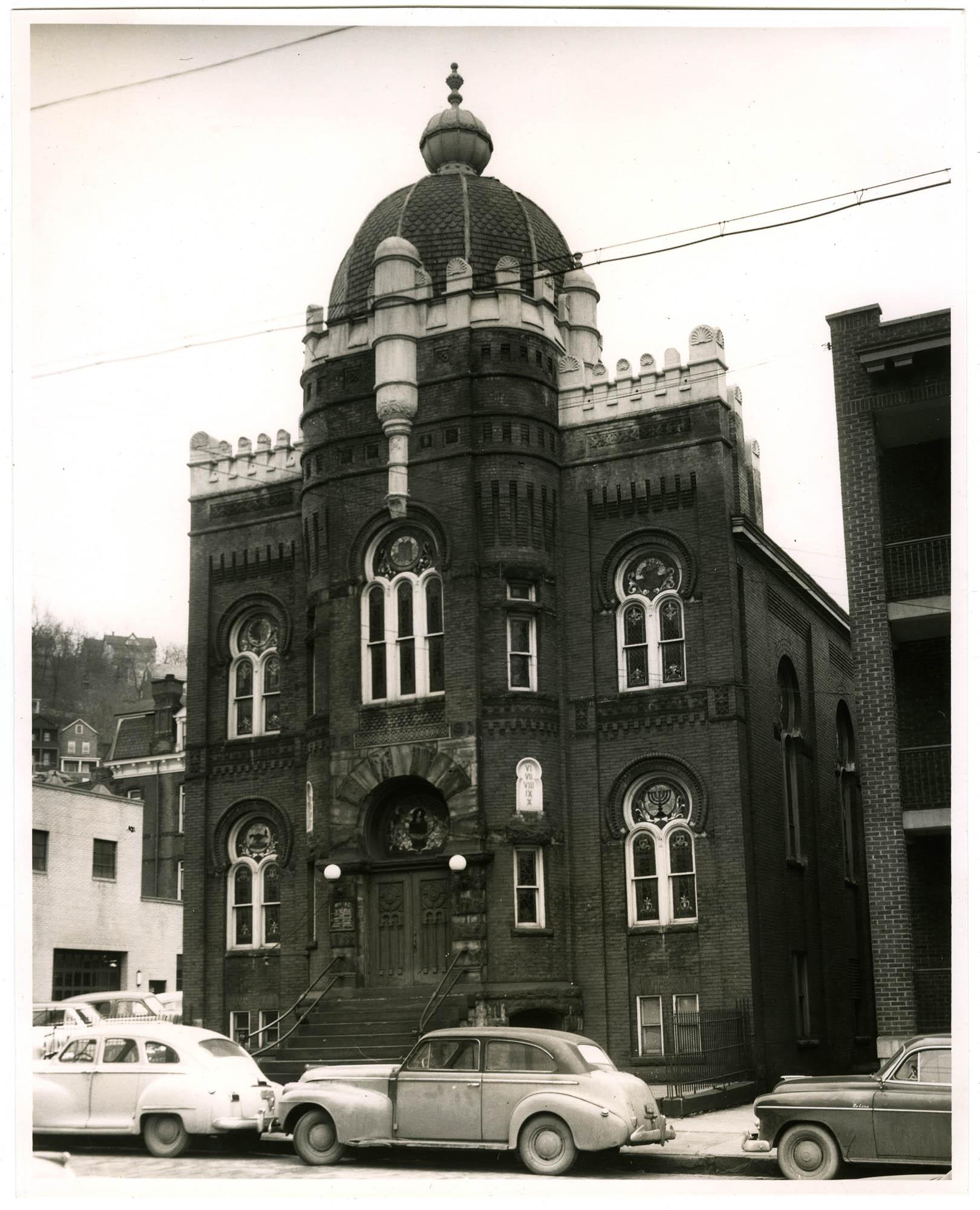 [Eoff St. Temple, Wheeling, W. Va.]