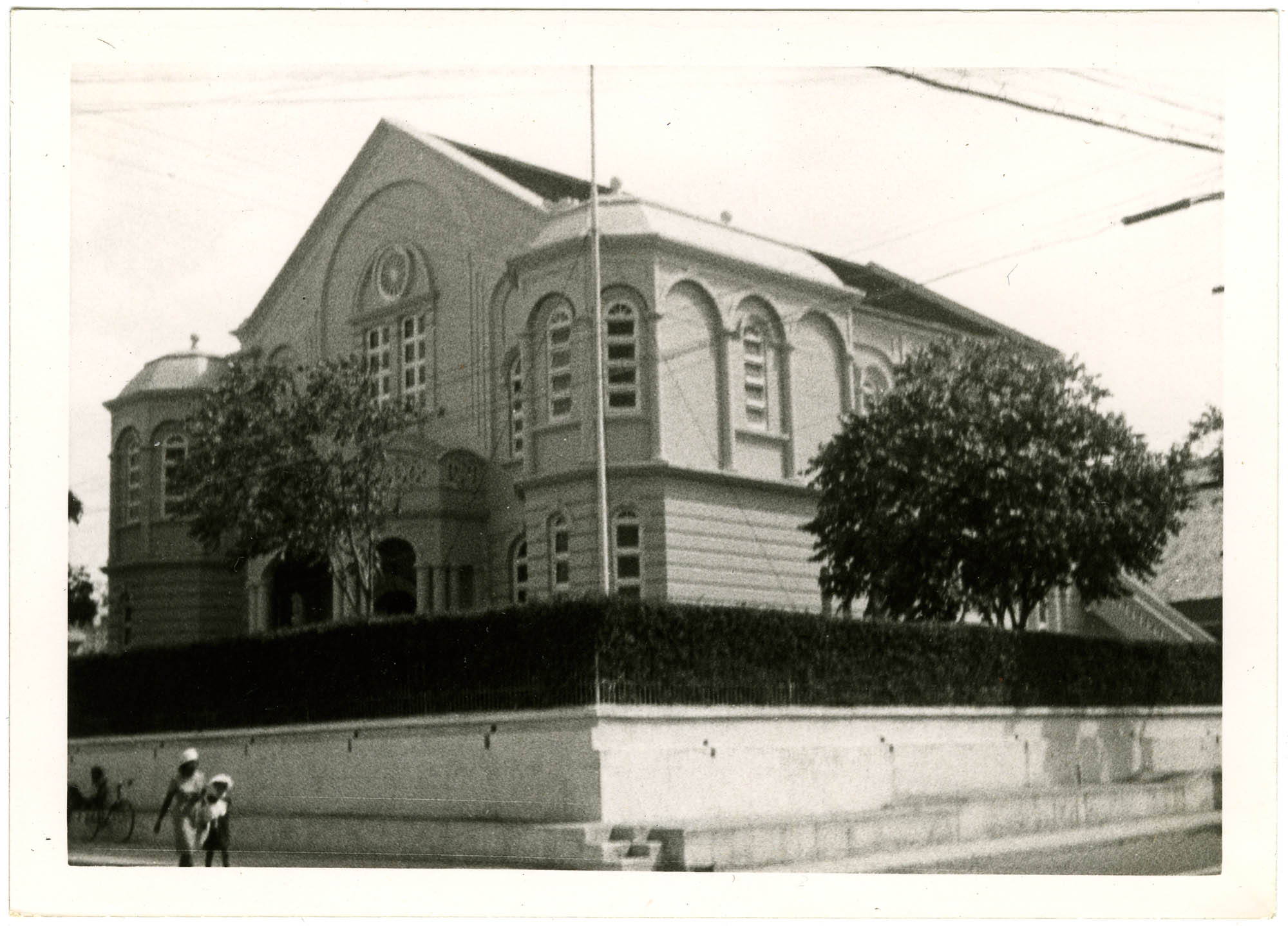 [Synagogue, Kingston, Jamaica]