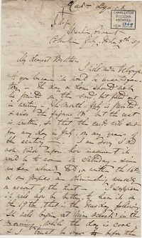059. Madame Baptiste to Bp Patrick Lynch -- July 8, 1859