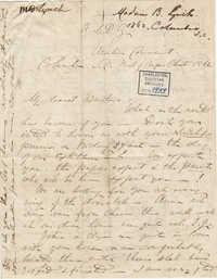 226. Madame Baptiste to Bp Patrick Lynch -- June 19, 1862