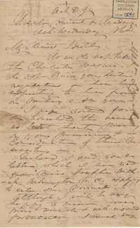 347. Madame Baptiste to Bp Patrick Lynch -- February 10, 1864
