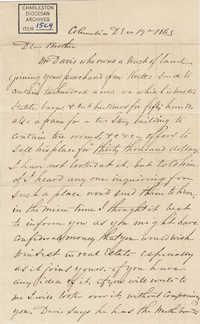 331. John Lynch to Bp Patrick Lynch -- December 19, 1863