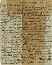 080. Willis Keith to Anna Bell Keith -- Apr. 5, 1863