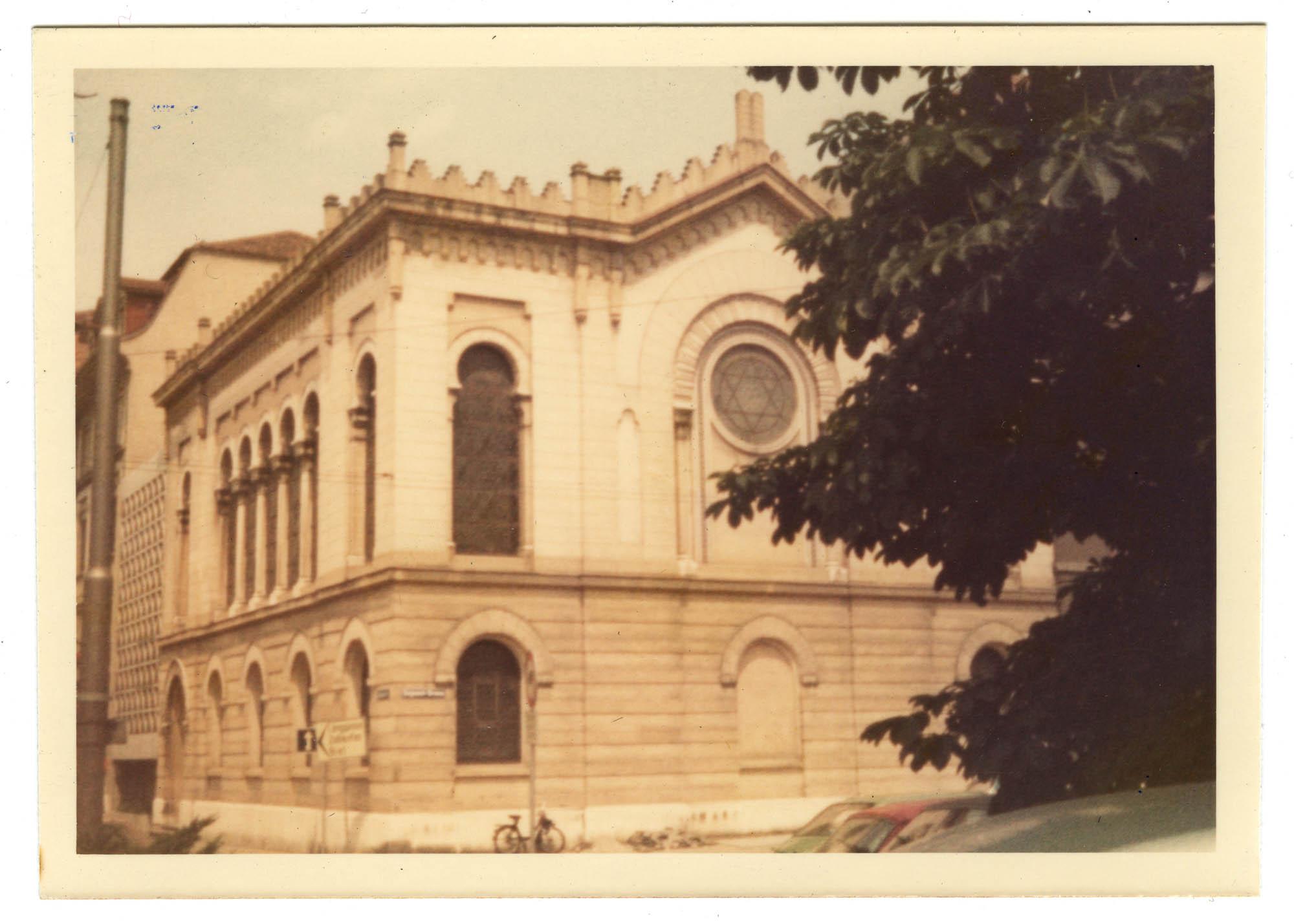 [Synagoge, Bern]