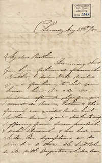 005. Anna Lynch to Bp Patrick Lynch -- May 21, 1858