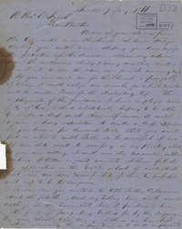 377. Francis Lynch to Bp Patrick Lynch -- January 7, 1866